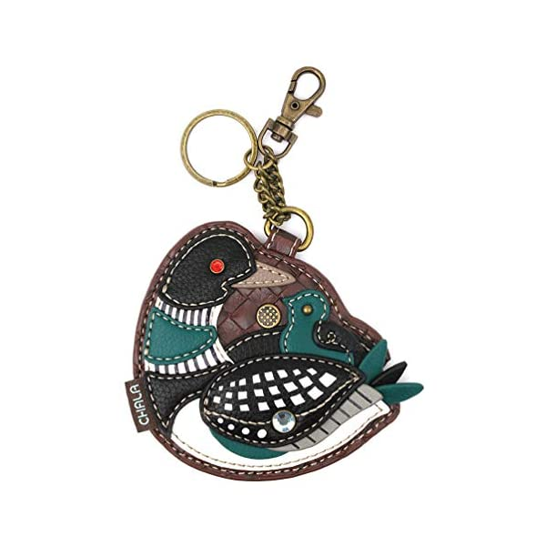 New! CHALA Spring Collection- Decorative Coin Purse/Key-Fob