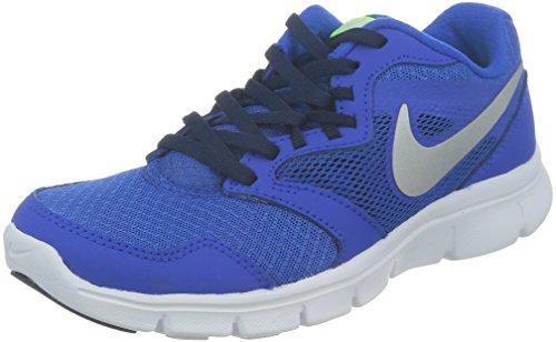 Nike 653701 400 - Zapatos para niños, Color Mehrfarbig (hypr CBLT/mtllc slvr-obsdn-vlt), Talla 37.5