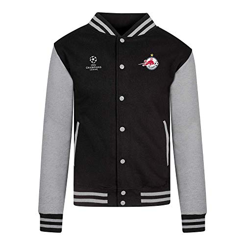 Red Bull Salzburg CL Varsity Chaqueta, Hombres Medium - Original Merchandise
