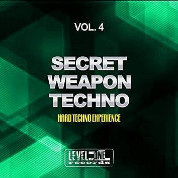 Secret Weapon Techno, Vol. 4 (Hard Techno Experience)