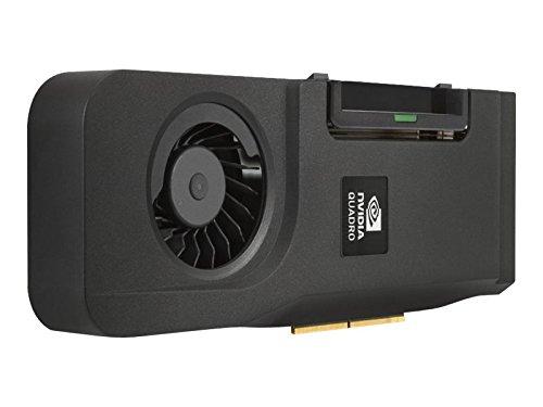 HP E5Z76AT NVIDIA Quadro K3100M 4GB Grafikkarte - Grafikkarten (NVIDIA, Quadro K3100M, GDDR5, PCI Express x16 3.0, 3840 x 2160 Pixel)