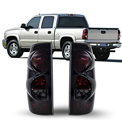 04 chevy truck tail lights - 5