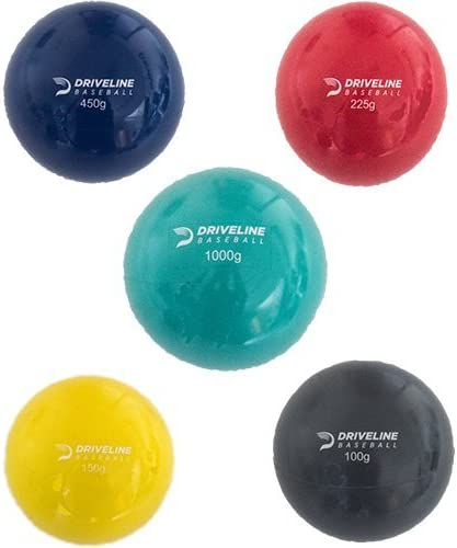Driveline PlyoCare Balls: Rapid rise excellence Youth of Set 9-13 5