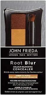 [John Frieda ] メープル90グラムにコンシーラー琥珀色をブレンドジョン?フリーダルートぼかし色 - John Frieda Root Blur Colour Blending Concealer Amber to Maple 90g [並行輸入品]