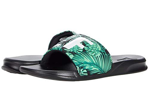 Reef Men's ONE Slide Sandal, Green Palm, 3 UK