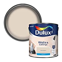 For interior walls and ceilings Capacity: 13m²/L per coat. This 2.5L can will cover 32.5m² with one coat (approx) Unique creamy texture Long lasting colour Drying Time: 2-4 hours Colour Group: Warm Neutrals