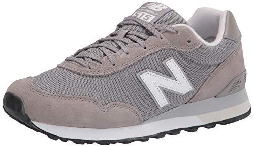 New Balance mens 515 V3 Sneaker, Marblehead/Munsell White/Silver Mink, 14 US