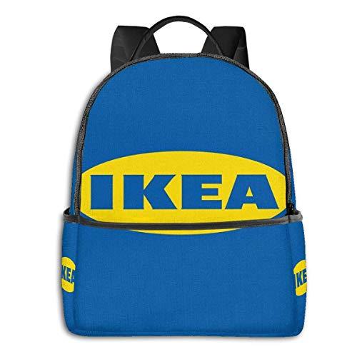 AOOEDM IKEA Schüler Schultasche Schule Radfahren Freizeitreisen Camping Outdoor Rucksack