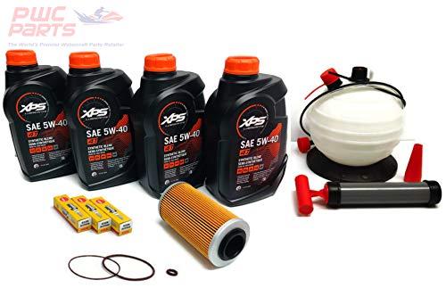 SeaDoo 4-TEC Oil Change Kit ALL 2002+ 4-TEC...
