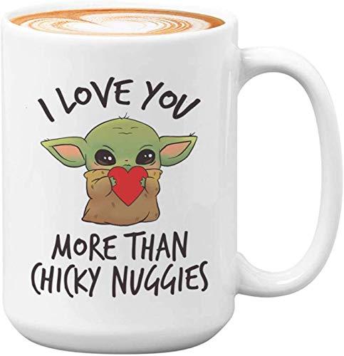 Lifattitude Baby Yoda Tasse mit Aufschrift
