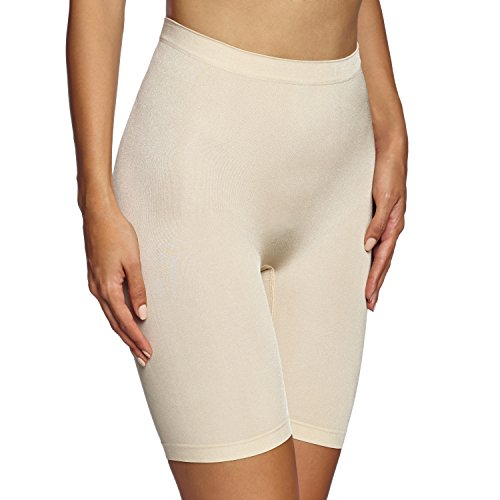 Maidenform Flexees Women's Shapewear Seamless Thigh Slimmer, Latte Lift, XX-Large