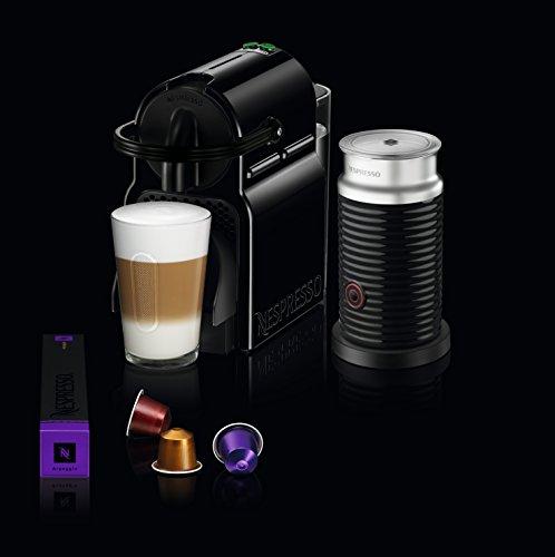 Machine à Espresso Inissia Nespresso par De'Longhi, Noir - 5