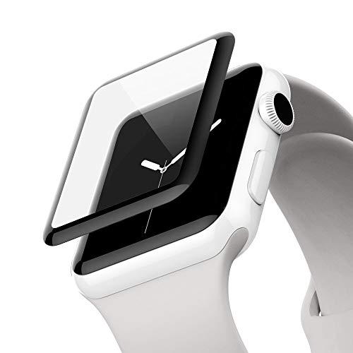Belkin F8W917vf Screenforce TM UltraCurve Proteggi Schermo per Apple Watch Series 3/2, 38 mm