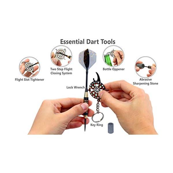Professional Steel Tip Darts Set essential