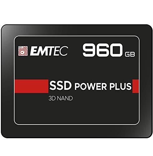 Emtec X150 960 GB Interne SSD Power Plus 3D NAND