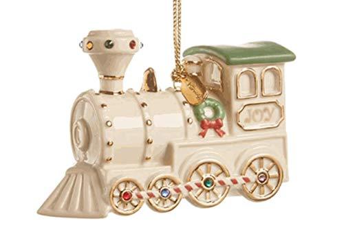 Lenox ~ 2019 Annual Holiday Gems Train Ornament