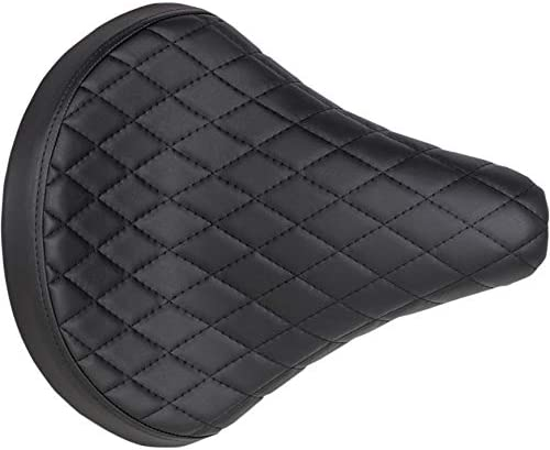 Biltwell S2-VIN-00-BD Solo OFFicial 2 Diamond Direct sale of manufacturer for Cus Seat Hand-Stitched
