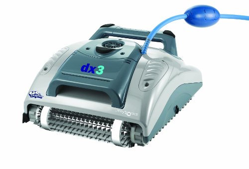 Dolphin DX3 robotic pool cleaner review