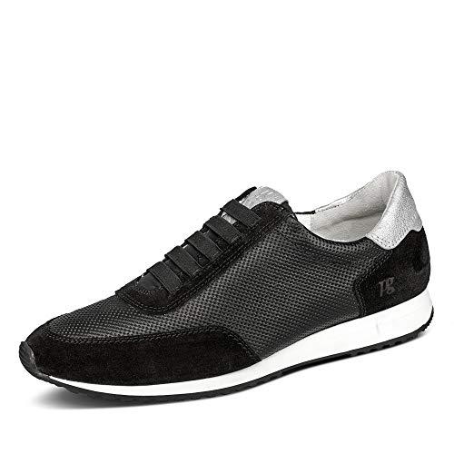 Paul Green 4052 - Zapatillas para mujer, color Negro, talla 42 EU