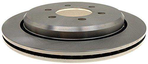 ACDelco Silver 18A1588A Rear Disc Brake Rotor