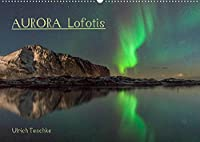 Aurora Lofotis (Wandkalender 2022 DIN A2 quer): Magische Lichter ueber den Lofoten (Monatskalender, 14 Seiten )