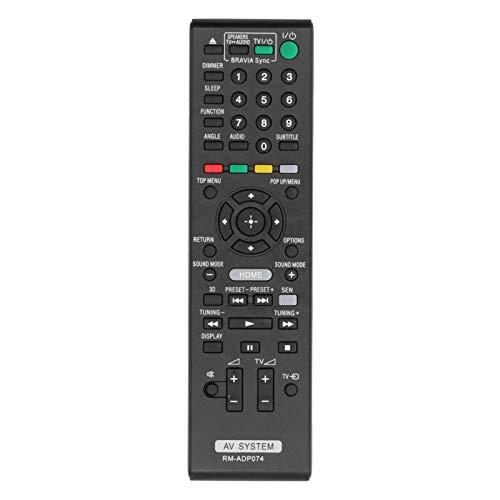 FOLOSAFENAR Accesorio de TV Control Remoto de TV fácil de agarrar Botón Grande de bajo Consumo, para televisores LCD, para el hogar
