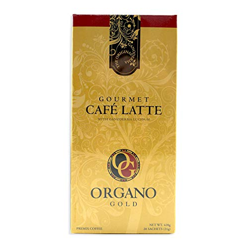 Organo Gold -Gourmet Cafe Latte (1 Box 20 Sachets)