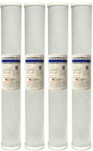 Hydronix CB-25-2010 Quality inspection NSF Carbon Block Filter 20