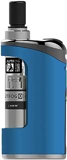 正規品 JUSTFOG Compact 14 Kit 1500mAh with Q14 Atomizer ハイエンド 電子タバコ すたーたーキット Vape 電子タバコ (青)