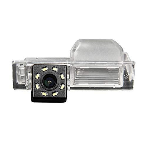 HD 720p Farb Rückfahrkamera integriert in Kennzeichenbeleuchtung Kamera Einparkhilfe mit Distanzlinien für Chevy Orlando Trax Aveo Cruze Trax Trailblazer Cadillac Cts XTS SRX Opel Mokka 2012~2016