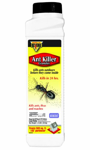 Bonide (BND45602) - Revenge Ant Killer Granules, Ready to Use Outdoor Insecticide/Pesticide (1.5 lb.)