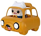 Funko Action Figure Rides Adventure Time-Jake Car & Finn