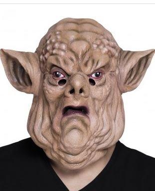 Masque De Troll Latex