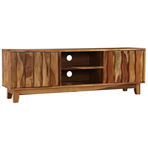 Mueble TV de madera maciza de Sheesham
