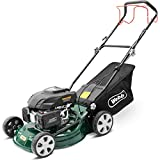 "Webb Classic 46cm (18"") Self Propelled Petrol Rotary Lawnmower"