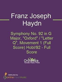 Symphony No. 92 in G Major,