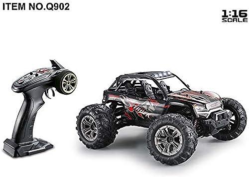 füronly Brushless Motor Vierradantrieb 1 16 Desert High Speed  C Truck Spielzeug rot