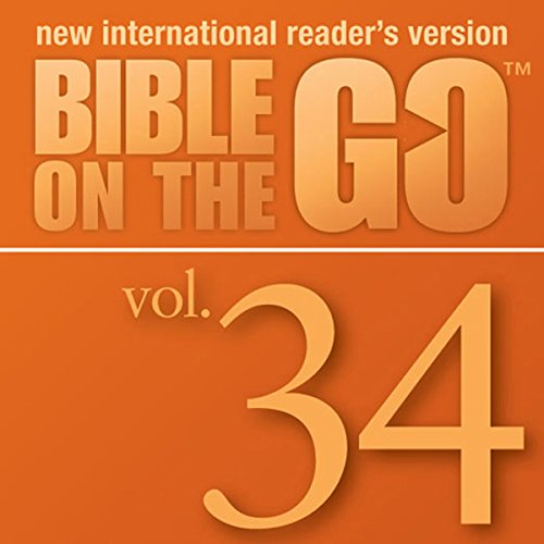 Bible on the Go, Vol. 34: The Early Life of Jesus (Luke 1-2; Matthew 2) audiobook cover art