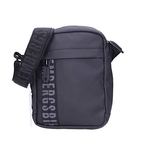 A+ Bikkembergs Gum Crossbody bag E91PME170022999 Nero