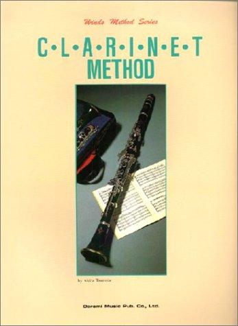 ドレミ楽譜出版社『クラリネット教本』