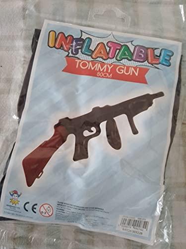Gonflable Tommy Gun (Noir) [Jouet]