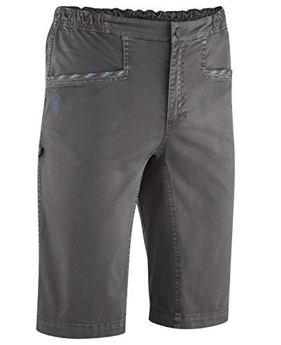 EDELRID Herren Monkee Shorts, Almost Black, M