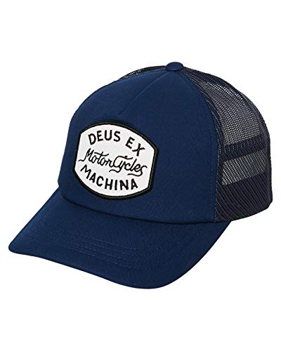 Deus Vrod Trucker - Gorra, color azul