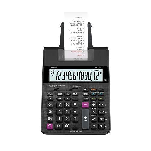 Casio HR-170RC calculadora de impresión