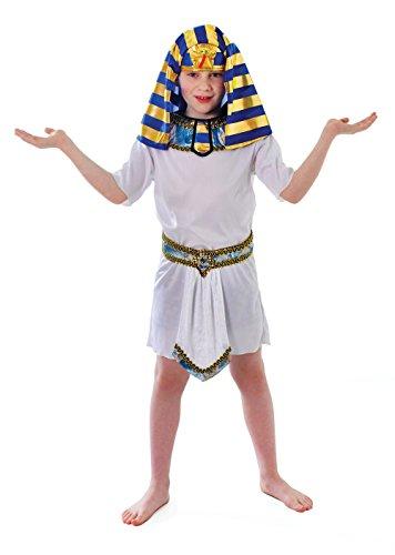 Bristol Novelty CC026 Costume Tunique pour Enfant, Blanc, Taille Unique