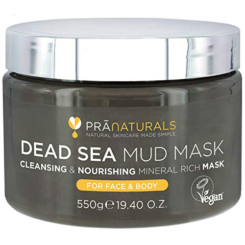 PraNaturals 550g Mascarilla Facial y...