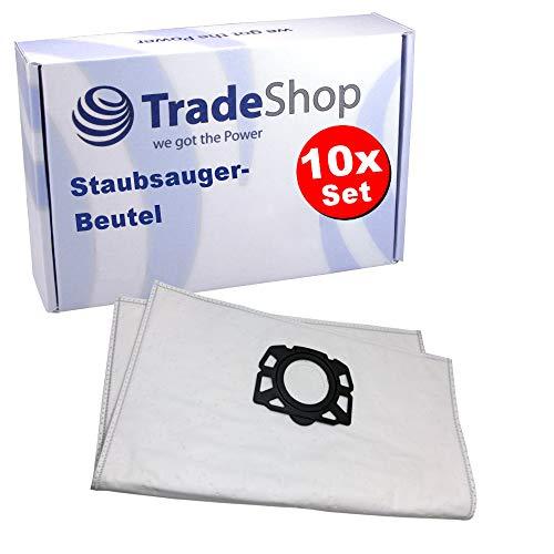 10x Hochwertige Staubsauger-Beutel für Kärcher WD 5, WD 5 P, WD 5 P Premium, WD 5 P Workshop, WD 5 Premium P 2, WD 5...