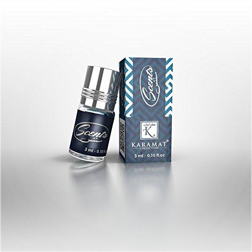 Omar Karamat Collection Alkoholfreie Parfüm, 3 ml