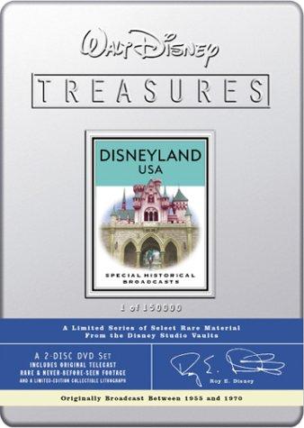 Walt Disney Treasures - Disneyland USA