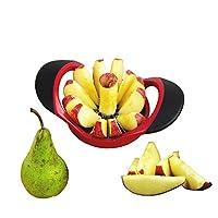 𝙋𝙍𝘼𝙆𝙏𝙄𝙎𝘾𝙃𝙀𝙍 𝘼𝙇𝙇𝙀𝙎𝙆𝙊̈𝙉𝙉𝙀𝙍 Mit dem praktischen Tool, haben Sie nicht nur die Möglichkeit diesen als Apfelspalter zu benutzen, sondern auch als praktischen Obst bzw. Gemüse Schneider für Birnen, Kartoffel, Zwiebel u.v.m. 𝙆𝙄𝙉𝘿𝙀𝙍𝙇𝙀𝙄𝘾𝙃𝙏𝙀 𝘽𝙀𝙉𝙐𝙏𝙕𝙐𝙉𝙂 Der Obst...
